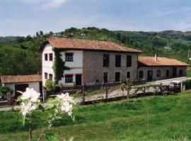 Casa Rural El Vallon 1, Borines (Caspio la Vega yakınında)