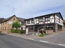 Steakhaus Büffel Hotel Restaurant, Heimbach (Hergarten yakınında)