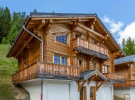 Chalet La Plagne, Ла-Плань (рядом с городом Praconduit)
