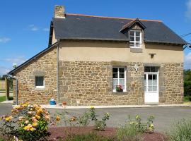 Ferienhaus Quebriac 300S, Québriac (рядом с городом Bazouges-sous-Hédé)