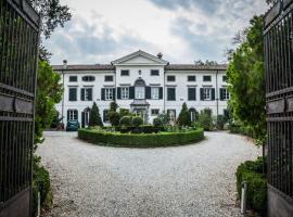 Villa Di Tissano, Tissano (Lavariano yakınında)