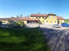 Dagsholm Hotell, Färgelanda