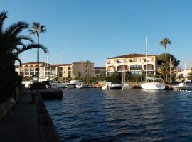 Port Cogolin Piscine 16