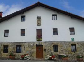 Casa Rural Irigoien Landetxea, Zubieta (рядом с городом Usúrbil)