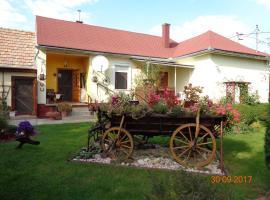 Walnut Cottage, Szorosad (рядом с городом Koppányszántó)