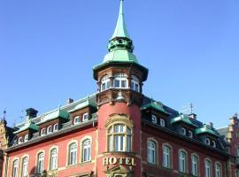 Hotel De l'Europe, Saint-Louis
