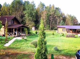 Agrousadyba Ravnovesie, Daynuvka Mala (Chukhny yakınında)