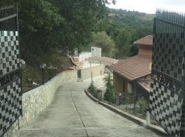 Villa Raniero, Caccamo (Sciara yakınında)
