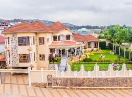 Mountain's View Hotel, Bujumbura (Kavimvira yakınında)