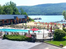 Scotty's Lakeside Resort, Lake George