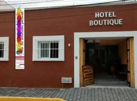 Casa Valenta Hotel Boutique