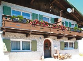Ferienhaus an der Loisach
