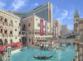The Venetian Resort-Hotel-Casino
