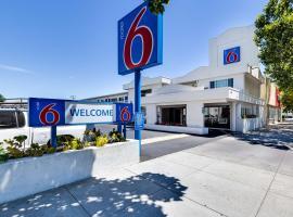Motel 6 San Jose Convention Center, San José