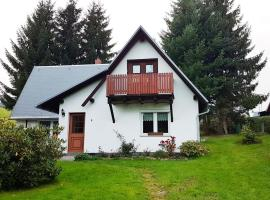 Ferienhaus Am Becherberg, Schwarzenberg (Beierfeld yakınında)