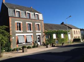 Quatre Saisons, Pionsat (рядом с городом Marcillat-en-Combraille)