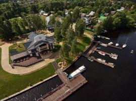 Гостиница Порт Весьегонск, Весьегонск