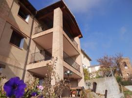 Apartamentos Casa Villacampa, Radiquero (Alberuela de la Liena yakınında)