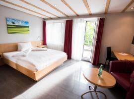 Hotel Restaurant Neuhaus, Hertenstein (Oberendingen yakınında)