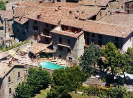 Relais La Fattoria, Castel Rigone