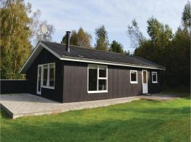 Three-Bedroom Holiday Home in Saby