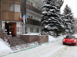 Hotel Zenit, Krasnogorsk