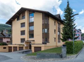 Apartment Haus Arnika, Obersaxen (Surcuolm yakınında)