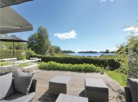 Four-Bedroom Holiday Home in Trensum, Trensum (nära Karlshamn)