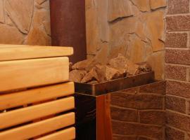 Sauna - akva Relax VIP apartment Kiev