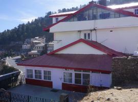 Homely Feel like stay in Kufri-Shimla, Шимла (рядом с городом Kūfrī)