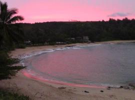 Tranquillity Blue Villa at Moloaa Bay