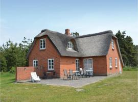 Four-Bedroom Holiday Home in Romo, Toftum