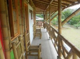 Hostal La Diana Del Bambu, La Cumbre
