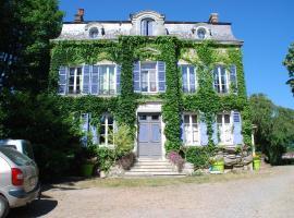 Le chateau, Éparcy (рядом с городом Brunehamel)