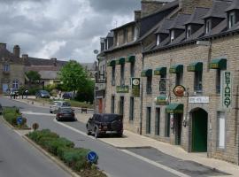 Le relais du mené, Collinée (рядом с городом Le Gouray)