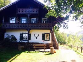 Jagdhaus Raneck 300 qm, Lackenhof