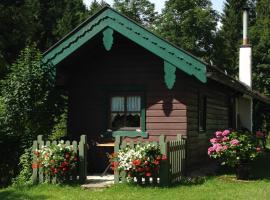 Ferienhütte in Ruhpolding