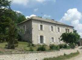 House Montcuq - 4 pers, 90 m2, 4/3, Montcuq (рядом с городом Saint-Pantaléon)