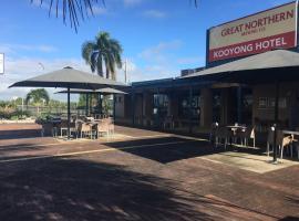 Kooyong Hotel, Mackay (North Mackay yakınında)