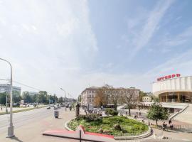Apartamienty na pr.Niezavisimosti, Minsk (Malyavshchina yakınında)