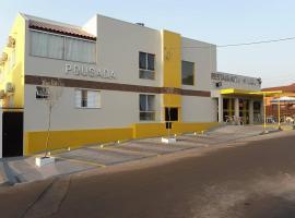 Pousada Forum, Itaí (Coronel Macedo yakınında)