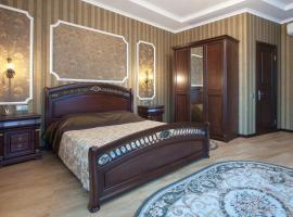 Hotel Helicopter, Kremenchuk