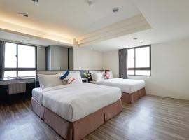 Taichung One Chung Business Hotel
