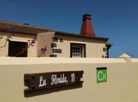 Casa Rural La Florida, Barlovento (Los Sauces yakınında)