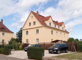 Ferienwohnung Knoth, Altenburg (Kohren-Sahlis yakınında)
