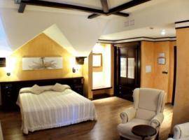 Hotel Los Cerezos, Моначиль