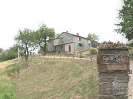 Ca' Scheta, Palazzuolo sul Senio (Salecchio yakınında)
