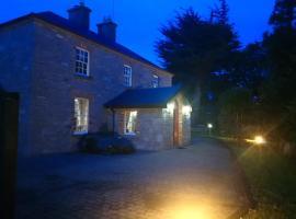 Knockaderry House, Эннис (рядом с городом Куин)