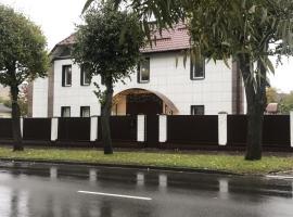 Guest House on Nesterova, Minsk (Bol'shoy Trostenets yakınında)