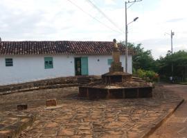 Gruenau, Barichara (Guane yakınında)